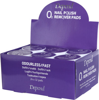 O2 Remover Pads 32 stk.