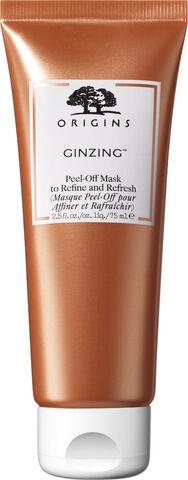 GinZing Radiance-Boosting Peel-Off Mask