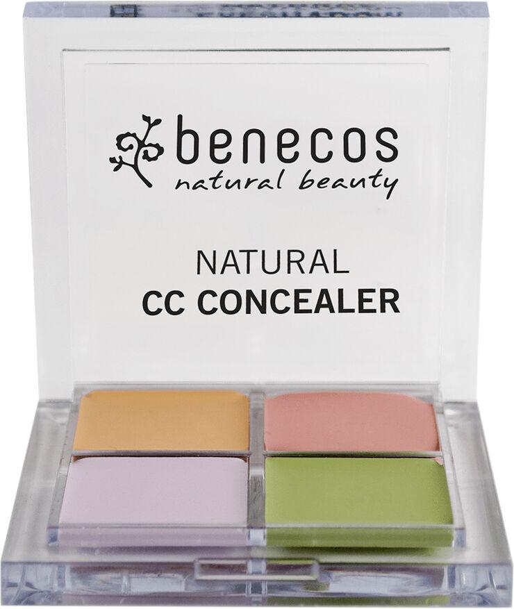 Natural CC Concealer Quattro