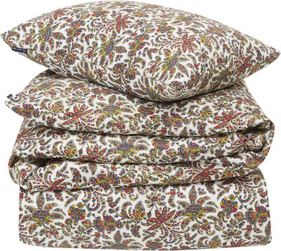 Printed Cotton Sateen Bed Set
