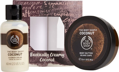 Exotically Creamy Coconut Treats