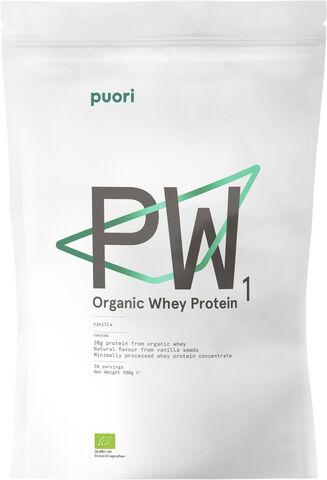 Puori PW1 Organic Whey Protein Vanilla 900g