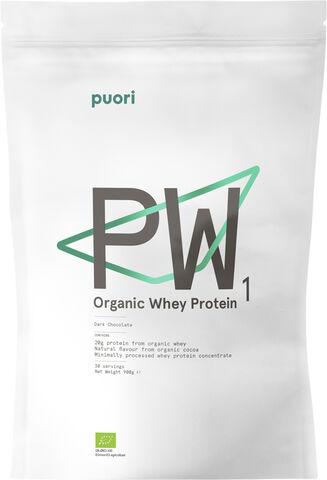 Puori PW1 Organic Whey Protein Dark Chocolate 900g
