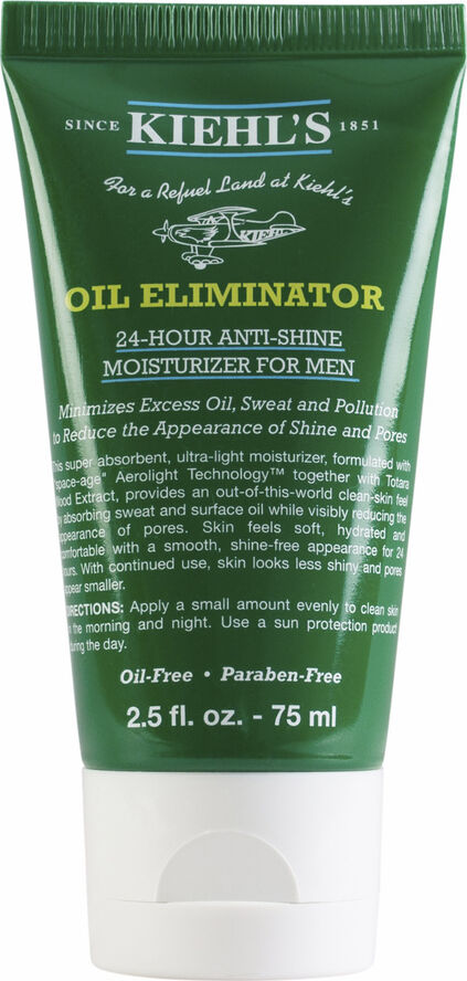 Oil Eliminator 24-Hour Anti-Shine Moisturizer for Men