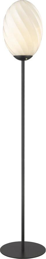 Twist OvalGulv Opal 1 X G9 Sort fod