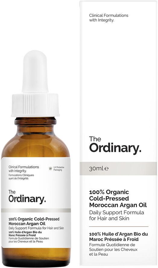 100% Organic Cold-Pressed Moroccan Argan Oil 30 ml.