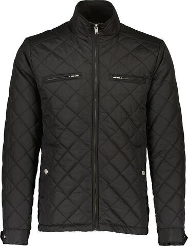 Quiltet jakke