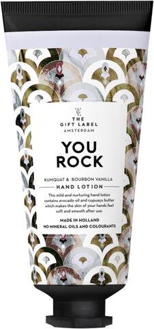 Hand lotion tube -Yourock