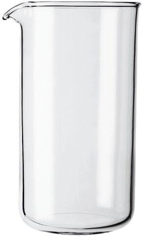 Reserveglas til 3 kopper 0.35 l.  stempelkande