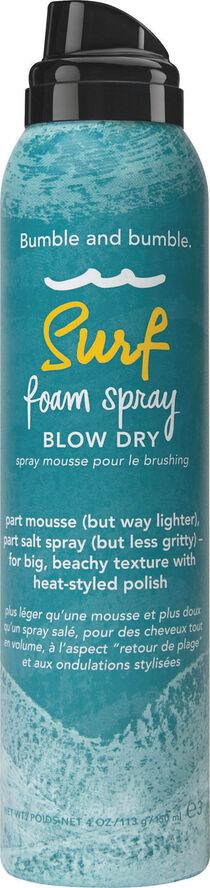 Surf Foam Spray Blow Dry 150 ml.