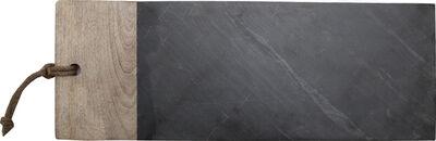 Slate Stone - Cuttingboard-Black