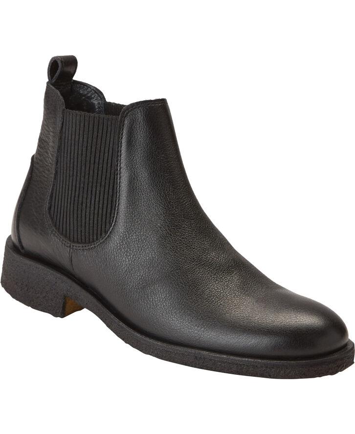 Klassisk Chelsea støvle m. elastik
