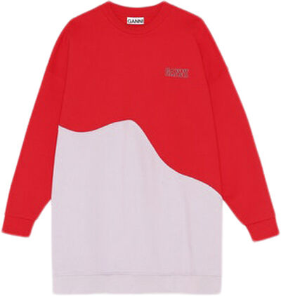 T2958 SOFTWARE Oversize colourblock pullover