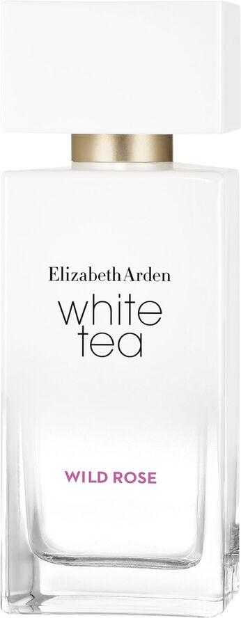 White Tea Wild Rose Eau De Toilette 50 ml.