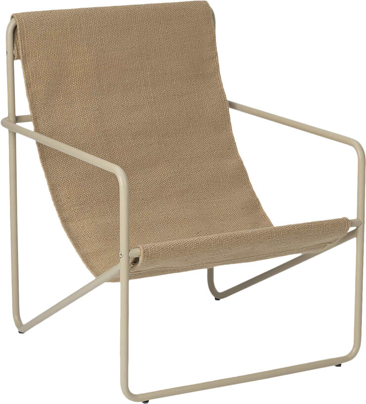 Desert Chair - Cashmere/Solid