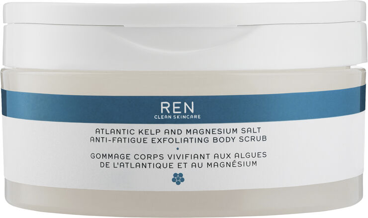 Anti-fatique Exfoliating Body Scrub 330 ml.