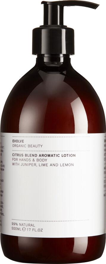Citrus Blend Aromatic Lotion - Economy Size