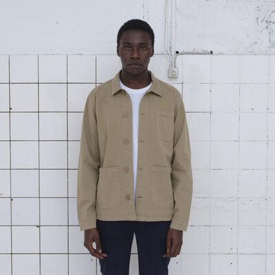 The Organic Workwear Jacket