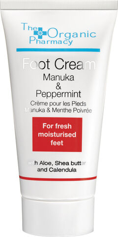 Manuka & Peppermint Foot Cream