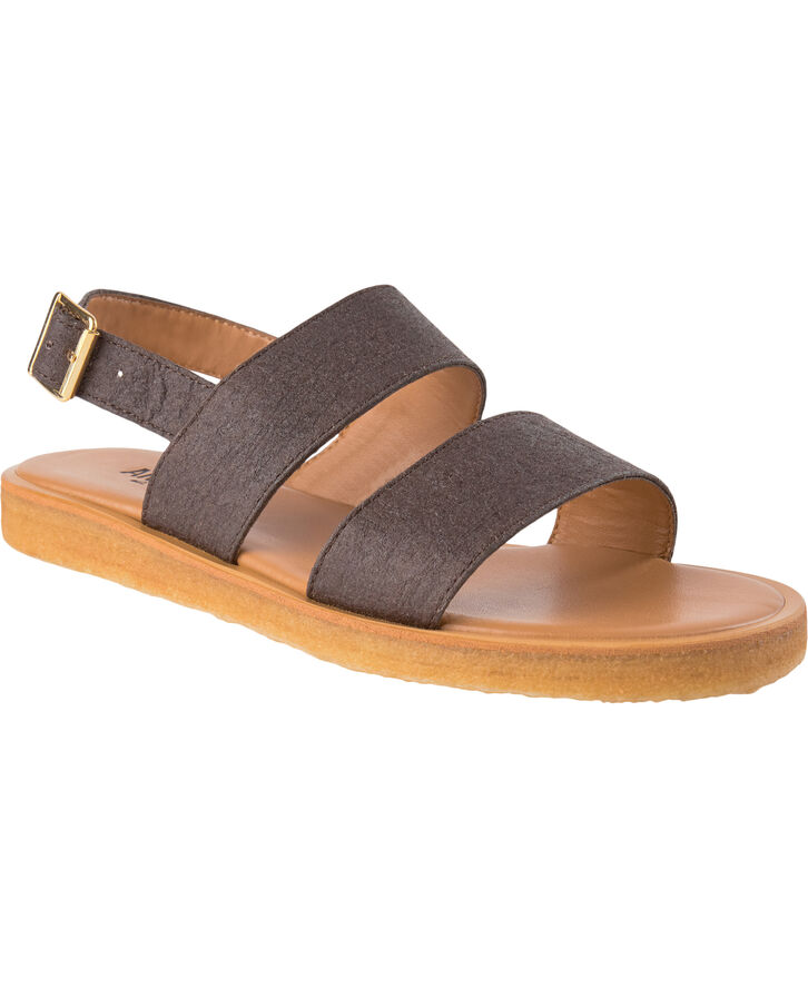 Sandal på plateausål VEGAN