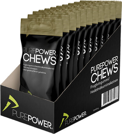 Chews Frugtmix 40 g 12 stk.