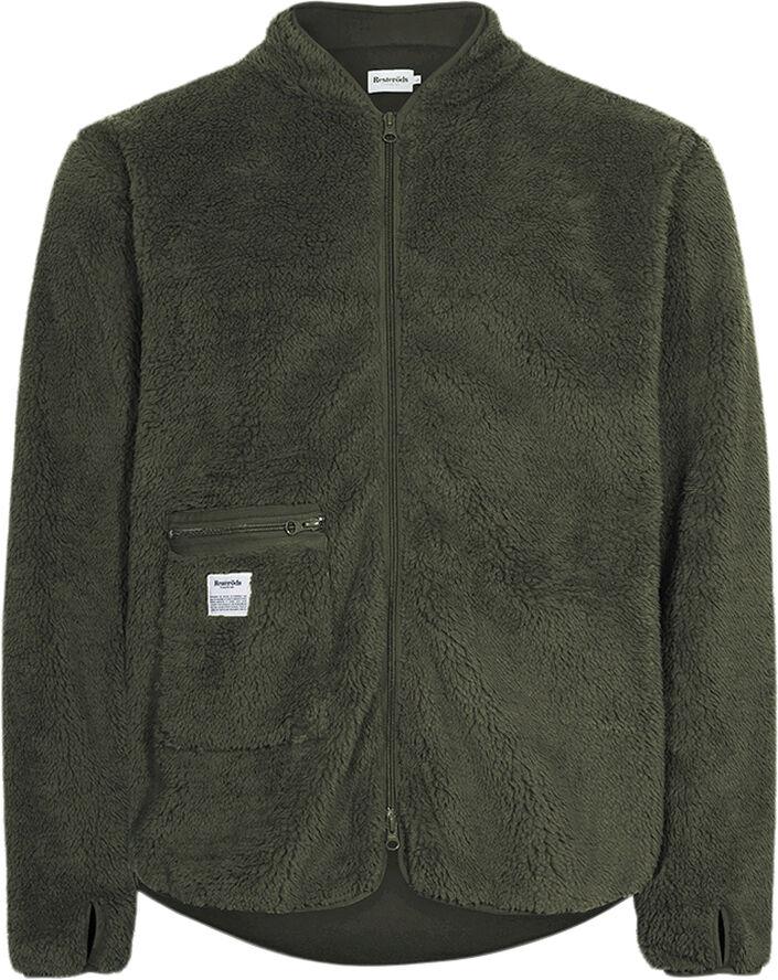 Resteröds Zip Fleece Jacket