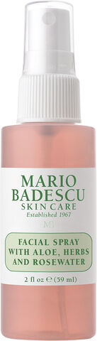 Mario Badescu Facial Spray W/ Aloe, Herbs & Rosewater 59ml