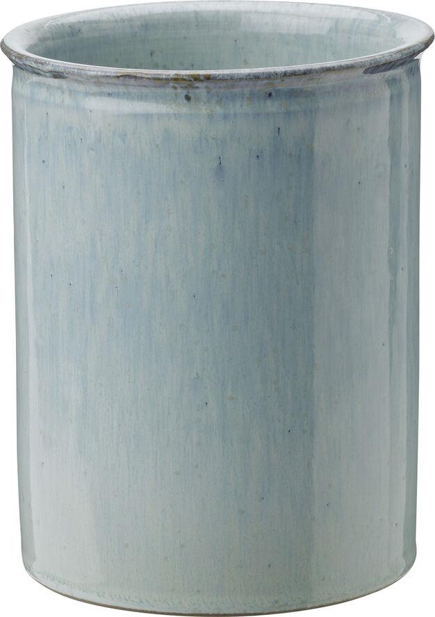 Redskabsholder, soft mint H 15, Ø12 cm