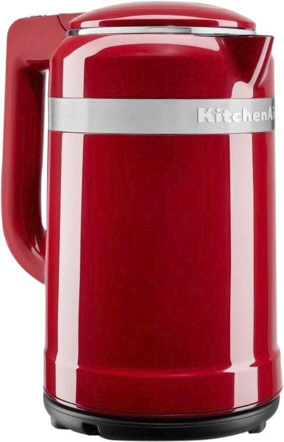 Design Collection elkedel rød 1,5 liter