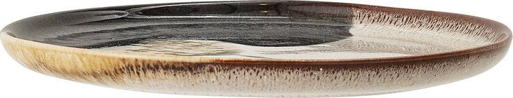 Jules Tallerken, Multi farvet, Stentøj