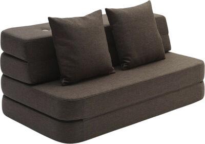 KK 3 fold sofa XL soft 140 cm