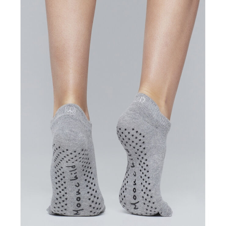 Moonchild grip socks - low rise