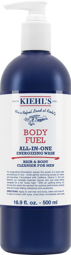 Body Fuel Wash 500ml