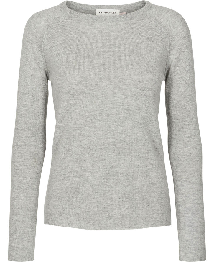 Cashmere Blend Pullover
