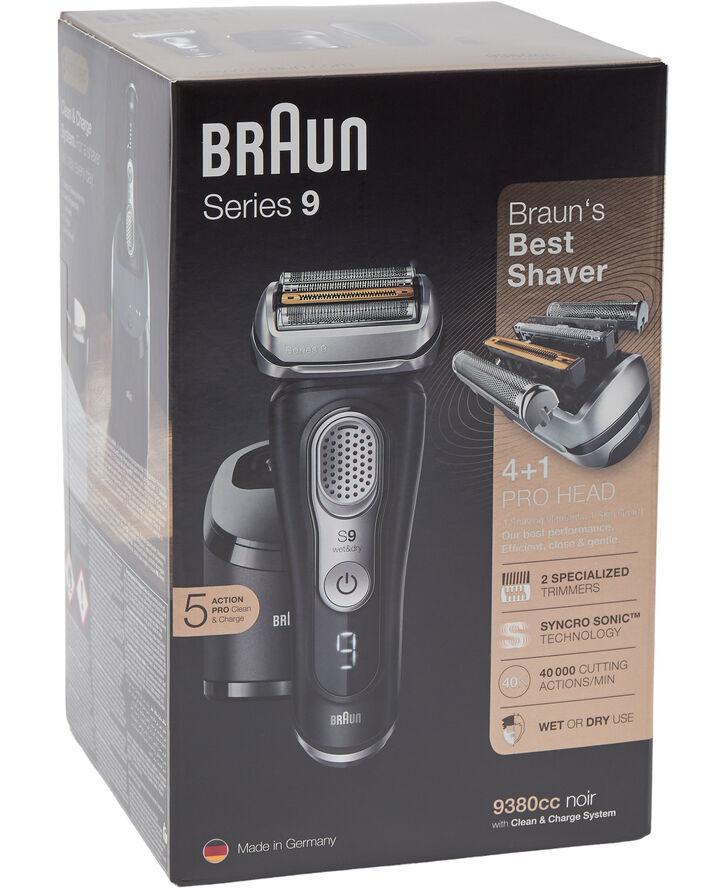 Braun Series 9 -9380cc System