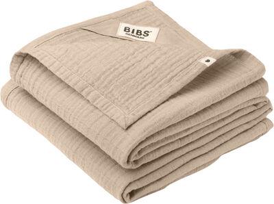 BIBS Cuddle Cloth Muslin 70x70 cm Blush