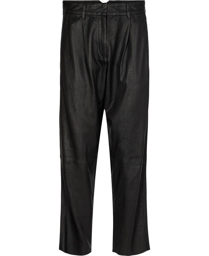 Iris leather pants