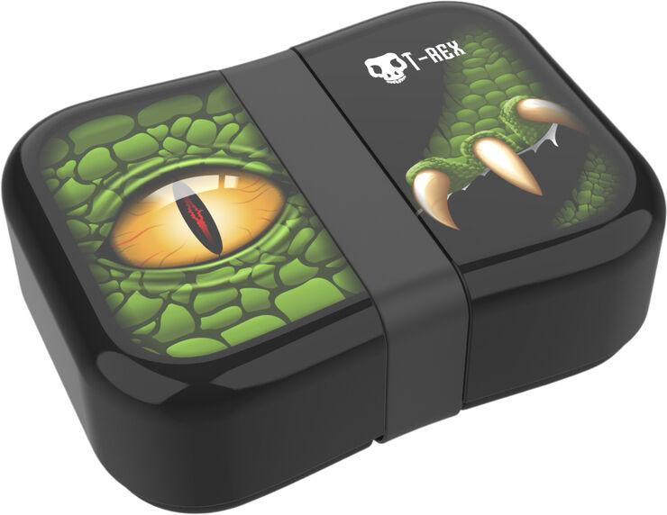 Valiant dino eye lunch box
