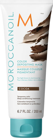 Moroccanoil Cocoa Color Depositing Mask 200ml.