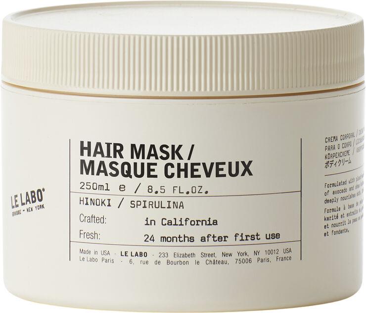 Hair Mask - Hinoki