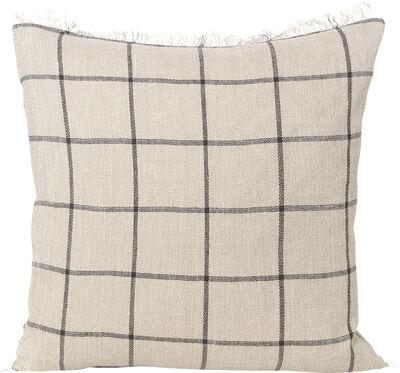 Calm Cushion 50x50 - Camel / Black