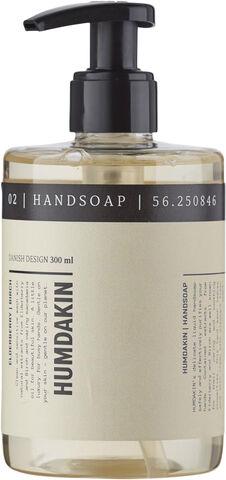 02 - Hand soap - Elderberry and Birch
