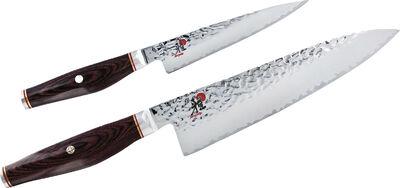Knivsæt 2 dele MIYABI 6000 MCT