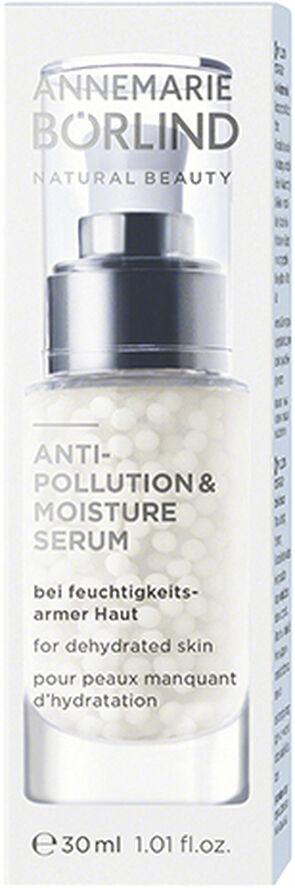 Anti-Pollution & Moisture  Serum - Beauty Pearls