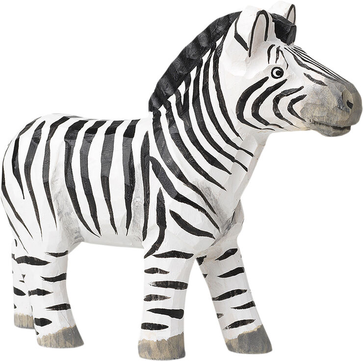 Animal Hand-carved Zebra