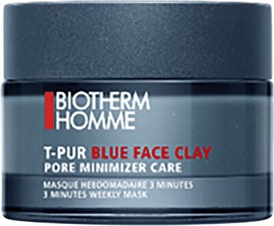 Biotherm T-Pur Antipor Blueface Clay