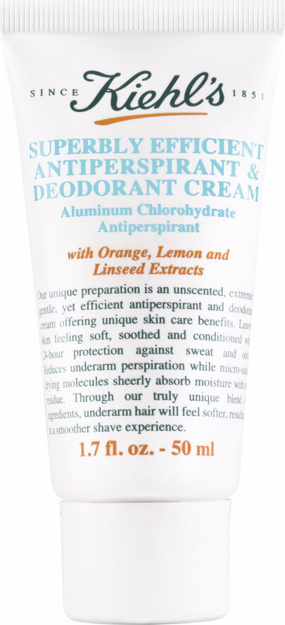 Superbly Efficient Anti-Perspirant and Deodorant 50 ml.