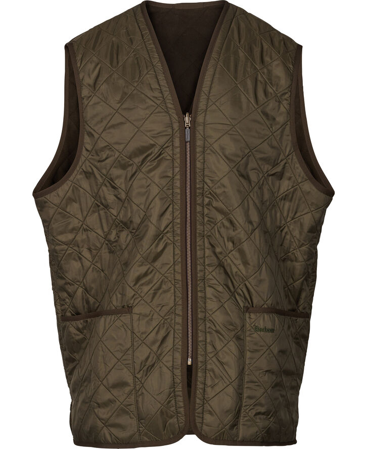 Barbour Polarquilt vest