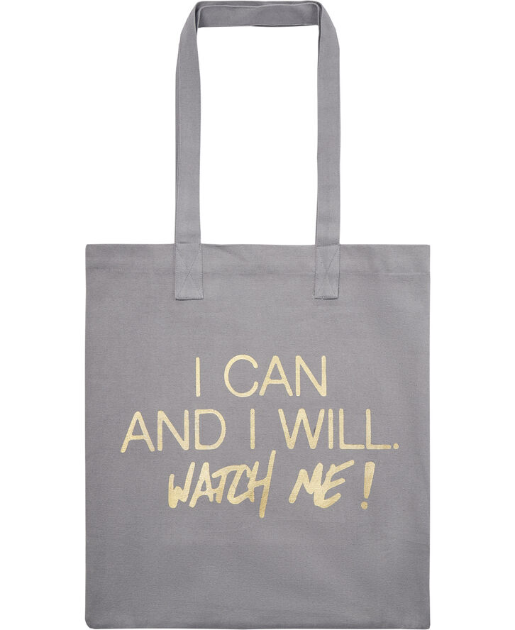 720217 I Can I Will Tote