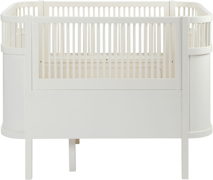 Sebra Sengen, Baby & Jr., classic white